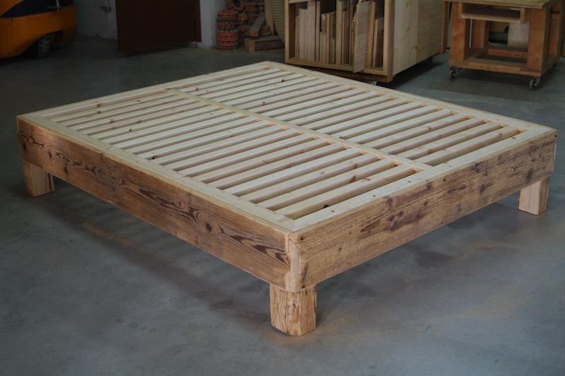 I letti in legno antico - Tavole di legno antico ...